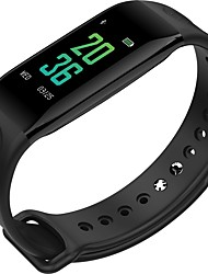 cheap -Smart Bracelet Smartwatch B26S for Waterproof / Blood Pressure Measurement / Calories Burned / Long Standby / Touch Screen Pedometer / Call Reminder / Activity Tracker / Sleep Tracker / Sedentary