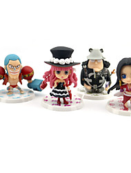 cheap -Anime Action Figures Inspired by One Piece Boa Hancock Perona PVC(PolyVinyl Chloride) 7 cm CM Model Toys Doll Toy