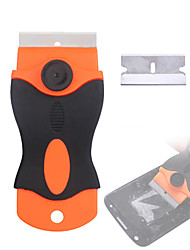 cheap -The Screen Of The Mobile Phone To Remove Glue Scraper Blade Knife Plastic Disassemble Clean Polishing UV Adhesive Glue Scraping Cutter Blade