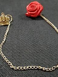cheap -Kids Boys' Basic Party Other Metal Spandex Bracelet Red One-Size