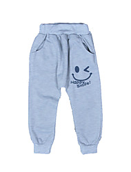 cheap -Toddler Boys' Basic Daily Sports Print Print Pants Navy Blue