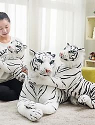 Недорогие -Tiger Мягкие и плюшевые игрушки Животные Cool Акрил / хлопок Девочки Игрушки Подарок 1 pcs