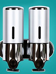 Недорогие -Дозатор для мыла Новый дизайн Modern Нержавеющая сталь / ABS + PC 1шт - Ванная комната На стену