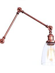 abordables -Style mini / Design nouveau Rétro / Vintage / Rustique Lumières de bras oscillant Salle à manger / Magasins / Cafés Métal Applique murale