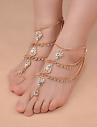 cheap -Dance Accessories Jewelry Women's Training / Performance Alloy Crystals Music / Modern Bracelets