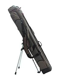abordables -Sac à canne à pêche Boîte à appâts Facile à transporter Tissu 25cm*125 cm