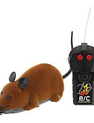 cheap -Gags & Practical Joke 1 pcs Mouse Remote Control / RC Creepy Velvet Flocked For Infant All Boys' Girls'