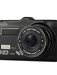 cheap -3 Inch Car DVRTFT LCD HD 1080P Rotated 170 Degree Ultra Wide Angle Dual Lens Dash Camera Vehicle Digital Video Recorder Camcorder