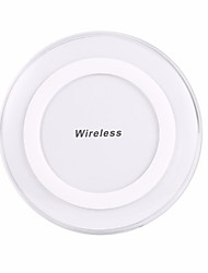cheap -Wireless Charger USB Charger Universal Wireless Charger Not Supported 1 A 100~240 V for iPhone X / iPhone 8 Plus / iPhone 8