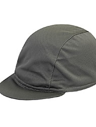 cheap -Cycling Cap / Bike Cap Cap Solid Color Lightweight UV Resistant Breathable Cycling Moisture Wicking Bike / Cycling Blue Grey Khaki Polyester Elastane for Men's Women's Adults' Camping / Hiking