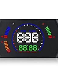 Недорогие -S600 Проводное Дисплей заголовка Новый дизайн / Ночное видение / Контроль 360 ° для Автомобиль Скорость движения / Дисплей KM / h MPH /