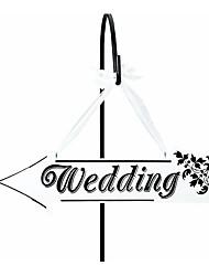 cheap -Unique Wedding Décor Wood Wedding Decorations Wedding / Wedding Party Garden Theme / Romance / Wedding All Seasons