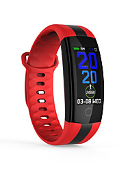 cheap -BoZhuo Q 01S Unisex Smartwatch Android iOS Bluetooth Heart Rate Monitor Blood Pressure Measurement Calories Burned Long Standby Exercise Record Call Reminder Sleep Tracker Sedentary Reminder Alarm
