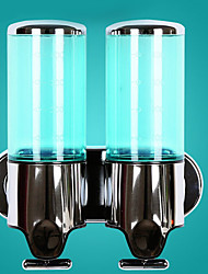 Недорогие -дозатор мыла новый дизайн / креатив / abs + pc ванная комната настенная жидкость или гель 480 мл
