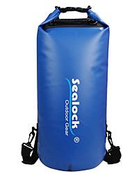 Недорогие -Sealock 28 L Водонепроницаемый сухой мешок Водонепроницаемая молния Пригодно для носки для Плавание Дайвинг Серфинг