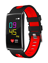 cheap -KUPENG N68 Women Smart Bracelet Smartwatch Android iOS Bluetooth Waterproof Blood Pressure Measurement Touch Screen Calories Burned Long Standby Pedometer Call Reminder Activity Tracker Sleep Tracker