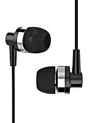 cheap -LITBest JD89 Wired In-ear Earphone Wired with Microphone Mobile Phone