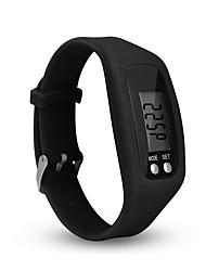 cheap -Couple's Sport Watch Digital Silicone Black / White / Blue Noctilucent Digital Fashion - Black Green Blue
