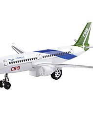 cheap -1:50 Toy Car Airplane Plane City View Exquisite Metal All Boys' Girls' 1 pcs