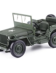 cheap -1:18 Toy Car Military Transporter Truck Military Vehicle City View Exquisite Metal Mini Car Vehicles Toys for Party Favor or Kids Birthday Gift 1 pcs