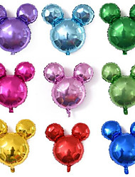 cheap -Balloon Aluminium Foil Wedding Decorations Wedding / Birthday Party Beach Theme / Garden Theme / Wedding All Seasons