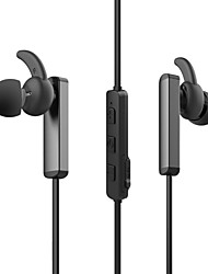 cheap -JTX S003D Wired In-ear Earphone Wireless V4.2 with Microphone with Volume Control Sport Fitness