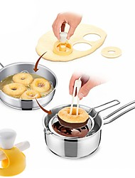 cheap -Donut Mold Cake Mold Bread Cutter Bakeware Mould Decorating Tools