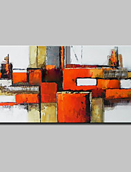 cheap -Mintura® Large Size Hand Painted Modern Abstract Oil Paintings On Canvas Modern Wall Art Pictures For Home Decoration No Framed