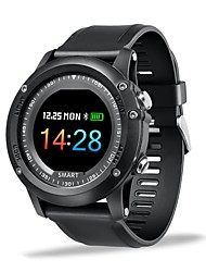 cheap -KUPENG T2 Unisex Smartwatch Android iOS Bluetooth Waterproof Touch Screen Calories Burned Long Standby Creative Pedometer Call Reminder Activity Tracker Sleep Tracker Sedentary Reminder / Alarm Clock