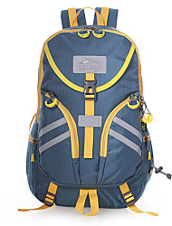 cheap -TOPSKY 30 L Hiking Backpack Breathable Anti-Slip High Capacity Outdoor Hiking Camping Travel Oxford Cloth Fuchsia Coffee Blue / Yes