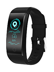 cheap -QW18 Smart Wristband Bluetooth Fitness Tracker Support Notify/ Heart Rate Monitor Waterproof Sports Smartwatch Compatible Samsung/ Android/iPhone
