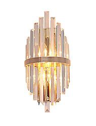 abordables -QIHengZhaoMing Cristal LED / Moderne / Contemporain Appliques Magasins / Cafés / Bureau Métal Applique murale 110-120V / 220-240V 3 W