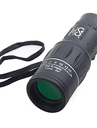 cheap -SRATE 16 X 52 mm Monocular High Definition Portable Night Vision in Low Light Fully Coated BAK4 Camping / Hiking Hunting Traveling Plastic Rubber Aluminium Alloy