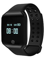 Недорогие -Z66 Мужчины Смарт Часы Android iOS Bluetooth Водонепроницаемый Пульсомер Измерение кровяного давления Сенсорный экран Израсходовано калорий / Длительное время ожидания / Педометр