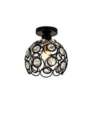 Недорогие -Монтаж заподлицо Рассеянное освещение Окрашенные отделки Металл 110-120Вольт / 220-240Вольт Лампочки не включены / E26 / E27