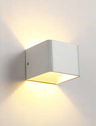 cheap -Mini Style LED / Modern / Contemporary Wall Lamps & Sconces Living Room / Bedroom Aluminum Wall Light 110-120V / 220-240V 5 W