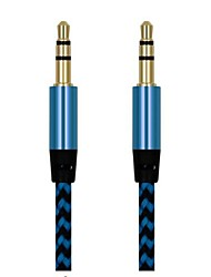 Недорогие -3,5 мм аудио разъем - 3,5 мм аудио разъем Male - Female 1m-1.99m / 3ft-6ft