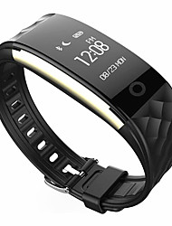 cheap -Smartwatch SR05 for iOS / Android Heart Rate Monitor / Calories Burned / Long Standby / Timer / Touch Screen / Water Resistant / Water Proof / Camera / Pedometers / Sleep Tracker / Gravity Sensor