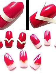 cheap -48pcs Nail Manicure Tools Japan and Korea Style Artistic Style Classic Daily Nail Art Tool Nail DIY Tools for Finger Nail