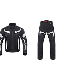 cheap -DUHAN 185 Motorcycle Clothes Jacket Pants SetforMen's Polyster Summer Wear-Resistant / Shockproof / Breathable