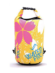 cheap -20 L Waterproof Dry Bag Lightweight Rain Waterproof Wearable for Swimming Outdoor Exercise Beach