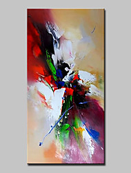 cheap -Mintura® Large Size Hand Painted Abstract Oil Paintings On Canvas Modern Wall Art Picture For Home Decoration No Frame