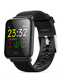 cheap -Q9 Smart Watch BT 4.0 Fitness Tracker Support Notify & Heart Rate Monitor Waterproof Smartwatch Compatible Android Phones & IPhone