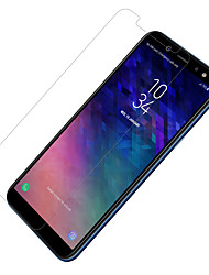 cheap -Nillkin Screen Protector for Samsung Galaxy A6 (2018) PET 1 pc Front & Camera Lens Protector Ultra Thin / Matte / Scratch Proof