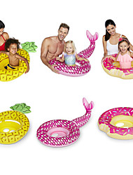 cheap -Pineapple Inflatable Pool Floats PVC Inflatable Durable Swimming Water Sports for Kids 94*61*14 cm