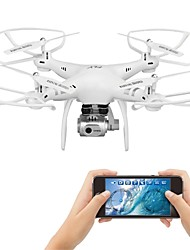 cheap -RC Drone X6 RTF 4CH 6 Axis 2.4G With HD Camera 1080P 5.0MP RC Quadcopter One Key To Auto-Return / Headless Mode / Access Real-Time Footage RC Quadcopter / Remote Controller / Transmmitter / Camera