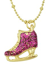 cheap -Women's Amethyst Pendant Necklace Long Ladies Simple Fashion Alloy Gold 48 cm Necklace Jewelry 1pc For Party / Evening School