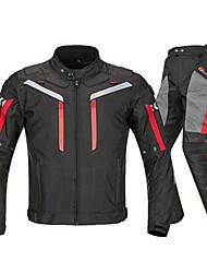 Недорогие -езда Tribe JK-40 профессиональный мото куртка брюки зима теплый костюм мотоцикла безопасности мотоцикл гоночная одежда четыре сезона