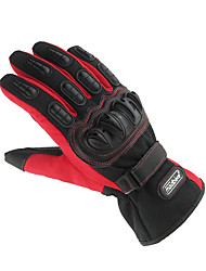 cheap -Madbike Full Finger Unisex Motorcycle Gloves Mixed Material Breathable / Wearproof / Protective
