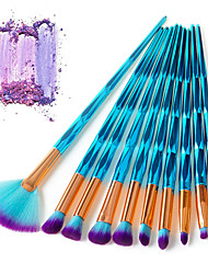 cheap -10-pack-makeup-brushes-professional-makeup-brush-set-fiber-professional-full-coverage-plastic
